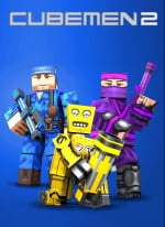 Cubemen 2 Cover (Click to enlarge)
