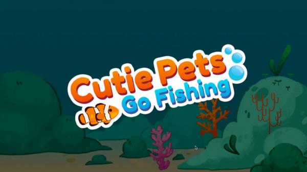 Cutie pets go fishing review wii u eshop nintendo life for Wii u fishing game
