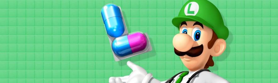=10. Dr. Luigi