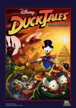 DuckTales: Remastered Cover (Click to enlarge)