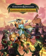Dungeons & Dragons: Chronicles of Mystara Cover (Click to enlarge)