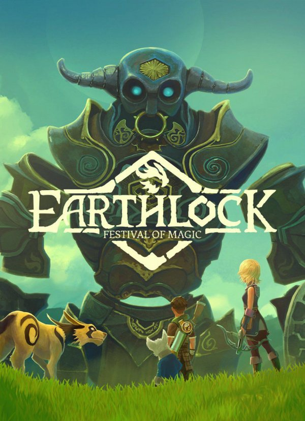 Earthlock: Festival of Magic Cover Artwork