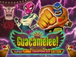 Guacamelee! Super Turbo Championship Edition Cover (Click to enlarge)