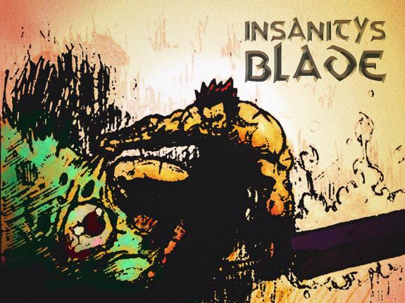 Insanity's Blade