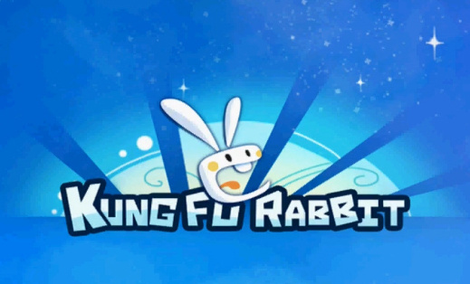 Kung Fu Rabbit Cover Artwork