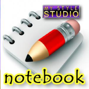My Style Studio: Notebook