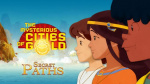 The Mysterious Cities of Gold: Secret Paths Cover (Click to enlarge)