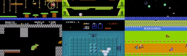 1. NES Remix