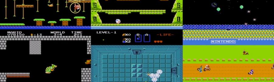 6. NES Remix