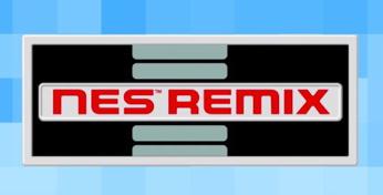 NES Remix Cover Artwork