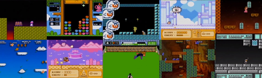 4. NES Remix 2