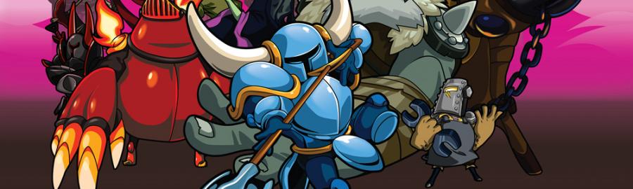1. Shovel Knight