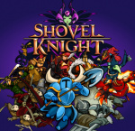Shovel Knight Cover (Click to enlarge)