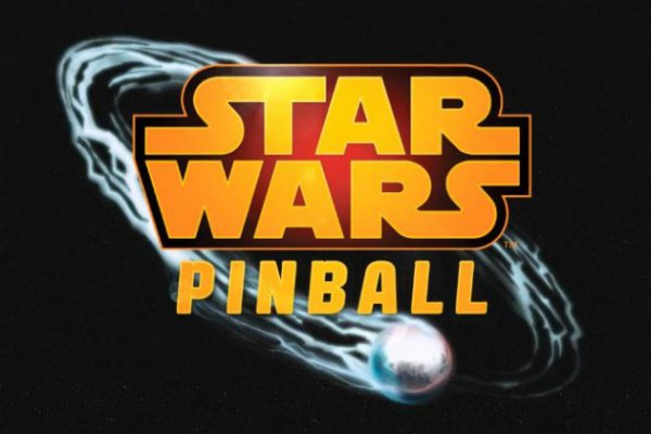 Star Wars Pinball Cover Artwork