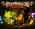 SteamWorld Dig Cover (Click to enlarge)