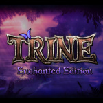 Trine Enchanted Edition Cover (Click to enlarge)