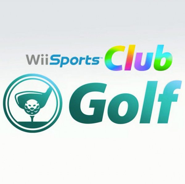 Wii Sports Club: Golf Cover Artwork