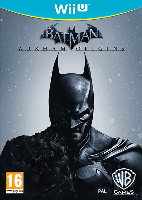 Batman: Arkham Origins Cover Artwork
