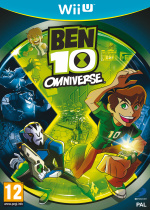 Ben 10: Omniverse Cover (Click to enlarge)