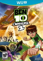 Ben 10 Omniverse 2 Cover (Click to enlarge)