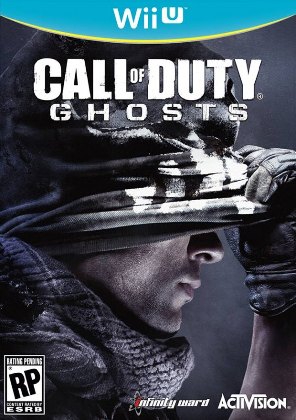 Call of Duty: Ghosts Cover Artwork