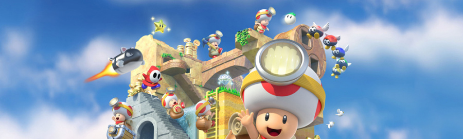 Captain Toad: Treasure Tracker — Q4