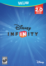 Disney Infinity 2.0 Cover (Click to enlarge)