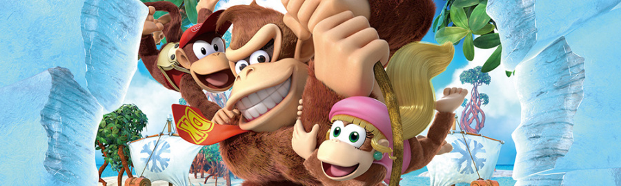 =3. Donkey Kong Country: Tropical Freeze