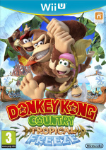 Donkey Kong Country: Tropical Freeze Cover (Click to enlarge)