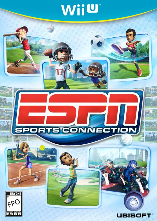 ESPN Sports Connection Cover Artwork