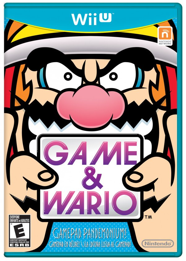 Game & Wario Cover Artwork
