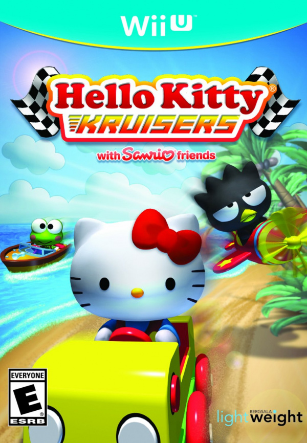 Hello Kitty Kruisers Cover Artwork