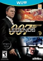 James Bond: 007 Legends Cover (Click to enlarge)