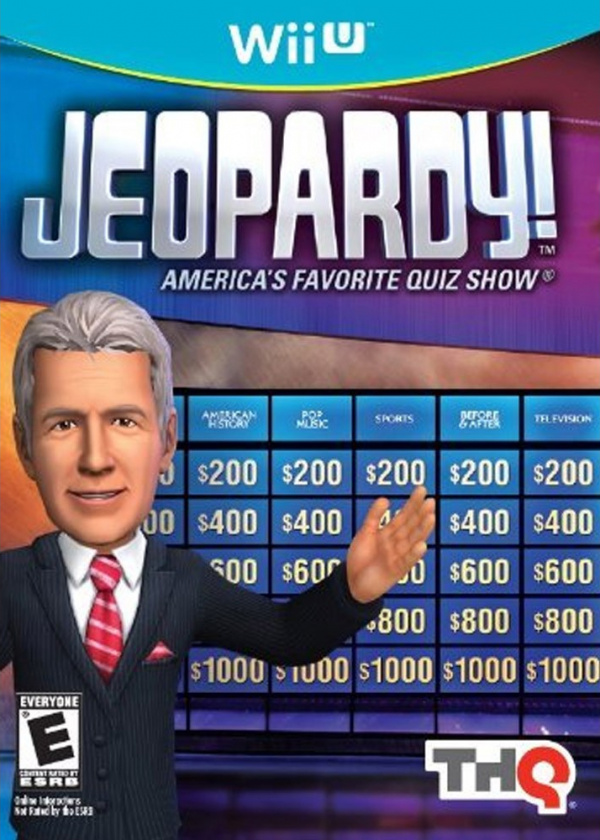 Jeopardy! Cover Artwork