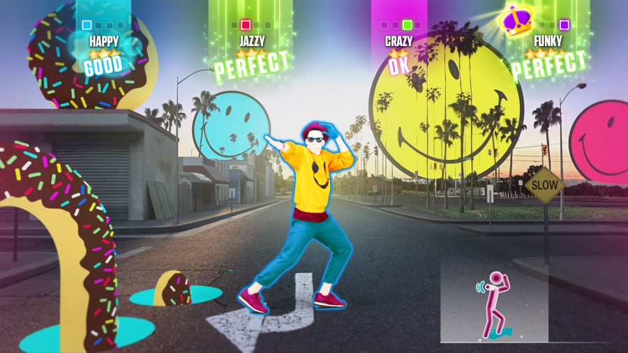 Just Dance 2015 — October