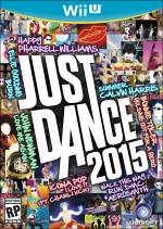 Just Dance 2015 Cover (Click to enlarge)