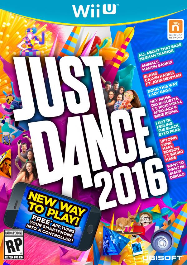 Just Dance 2016 /Wii U