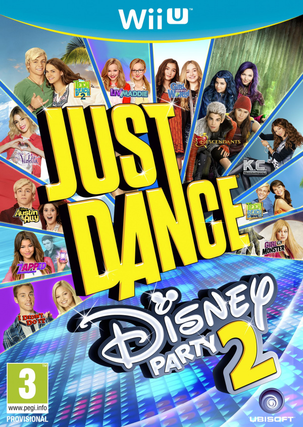 dance disney party  review wii  nintendo life