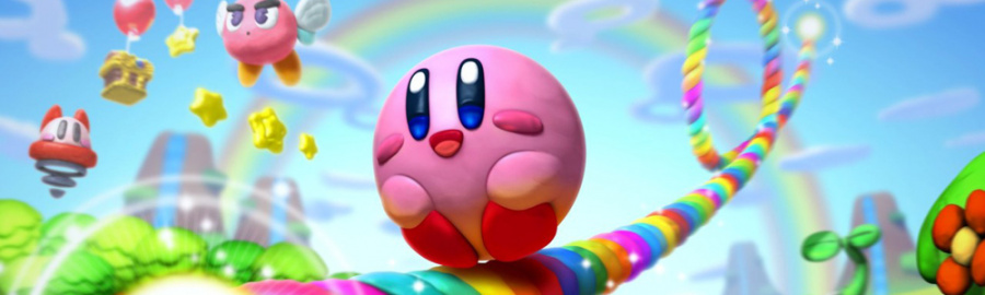 Kirby and the Rainbow Curse - 13th February (US) & second half of 2015 (EU)