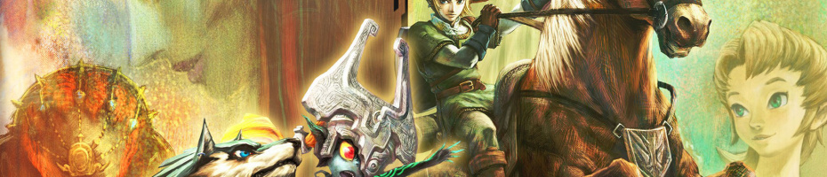 The Legend of Zelda: Twilight Princess HD - 4th March