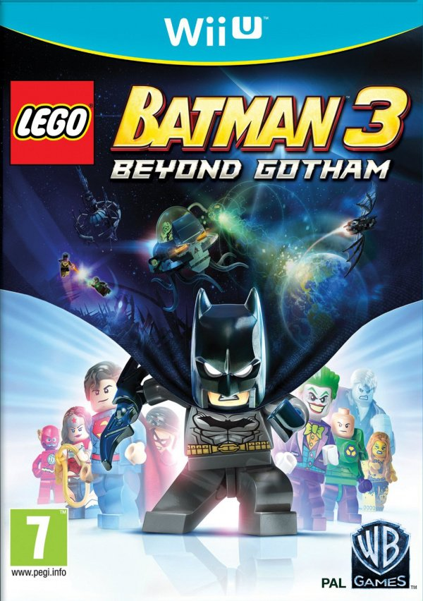 LEGO Batman 3: Beyond Gotham (Wii U) News, Reviews ...