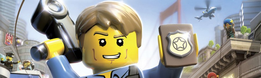 10. LEGO City: Undercover