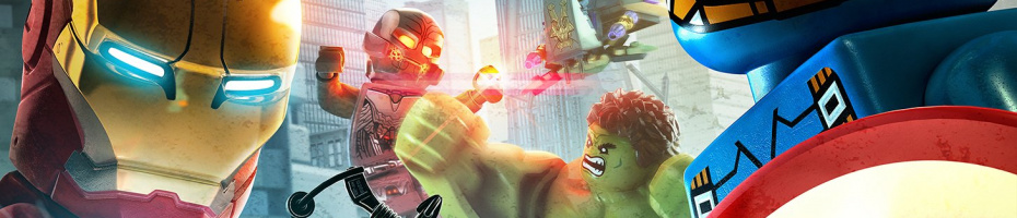 LEGO Marvel's Avengers - 26th January (North America) / 29th January (Europe)