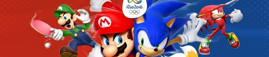 Mario & Sonic at the Rio 2016 Olympic Games - 24th June (North America & Europe)