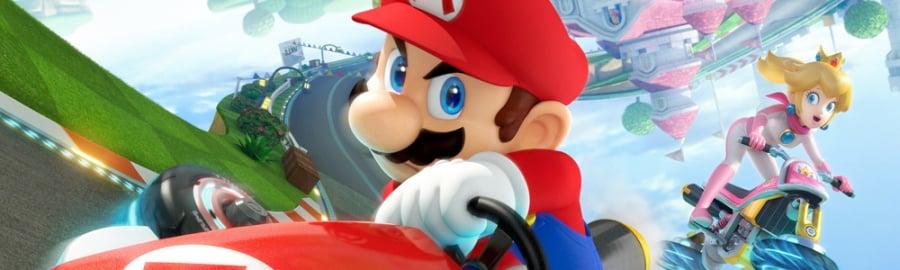 1. Mario Kart 8