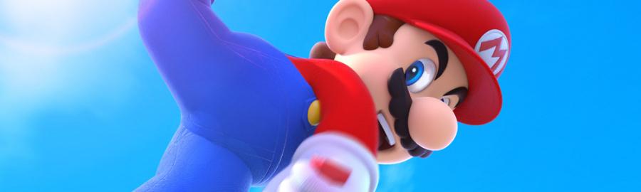 Mario Tennis: Ultra Smash - 20th November (NA & EU)