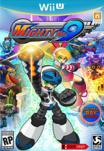 Mighty No. 9 Cover (Click to enlarge)