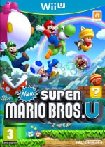 New Super Mario Bros. U Cover (Click to enlarge)