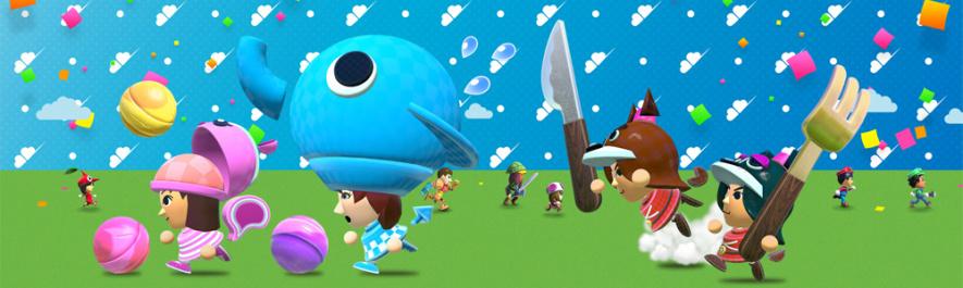 7. Nintendo Land