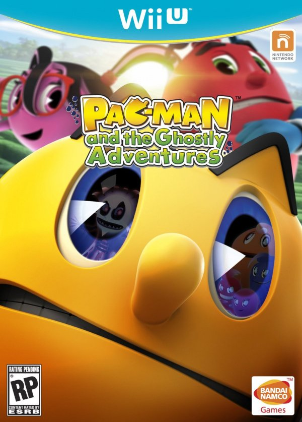 Pac-Man and the Ghostly Adventures Cover Artwork